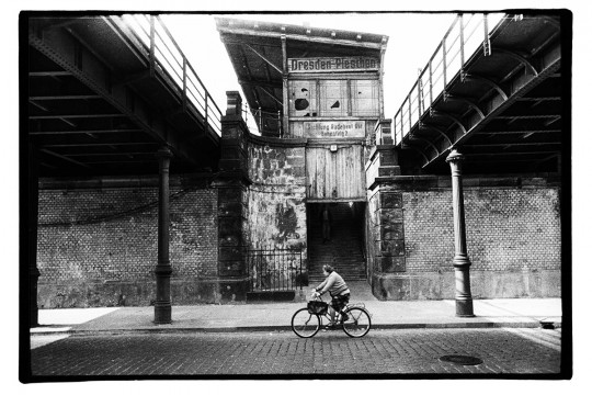 Dresden, um 1981