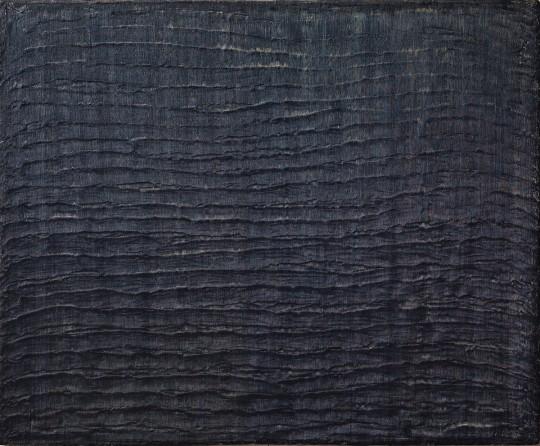 »Etagenbild«, 2012, Öl auf Leinwand, 100 × 120 cm