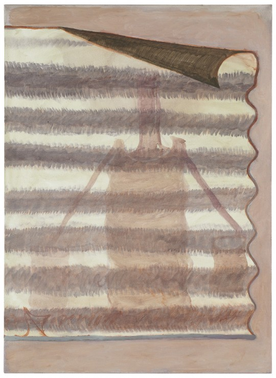 »sueño americano«, 2015, Öl und Acryl auf Leinwand, 110 × 80 cm