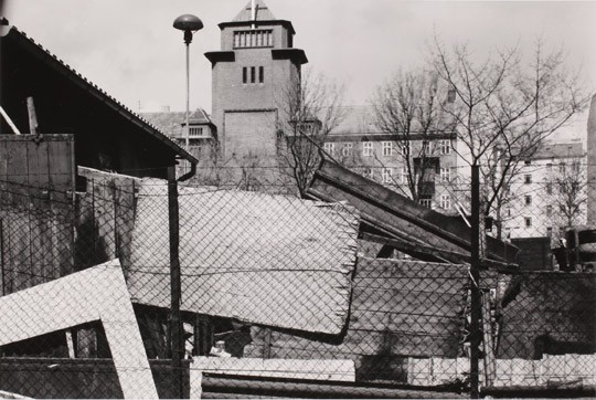 »Berlin, Kopenhagener Straße«, 1985