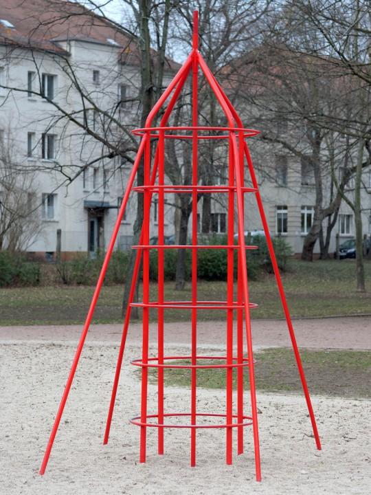 Kletterrakete Dresden (aus dem Buch »barosphere 2015 – 19«)