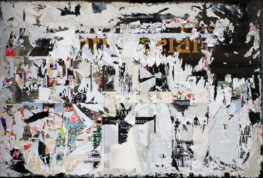 »Décollage das Neue Dresden«, Poster A0, 2019