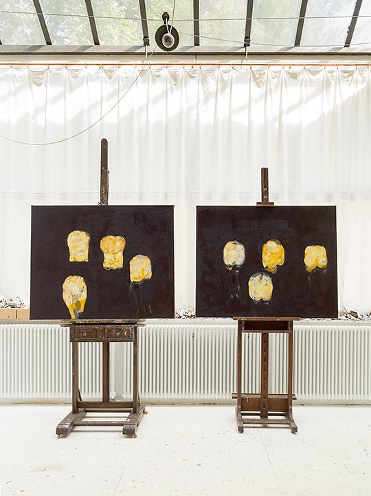 Atelier Mark Lammert, Foto: Roman März